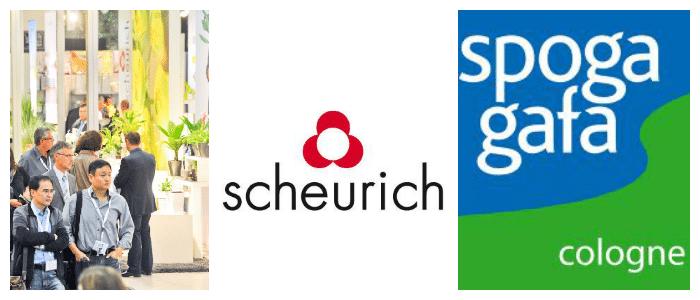 8-10 September: SPOGAGAFA - The Garden Trade Fair in Cologne