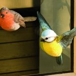 decorative magnet birds - HOME ID