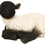 decorative lamb - HOME ID