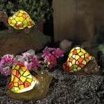 Solar animal patchwork light - HOME ID