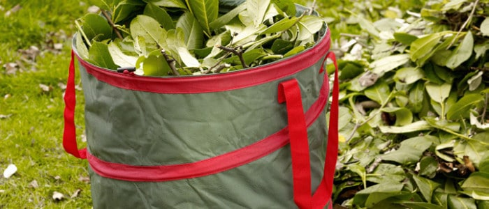 Pop Up Garden Bag