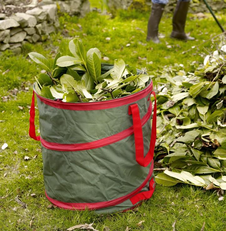 sac de jardin pop up solid. Black Bedroom Furniture Sets. Home Design Ideas