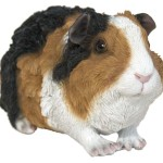 decorative polyresin hamster