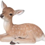 decorative polyresin bambi
