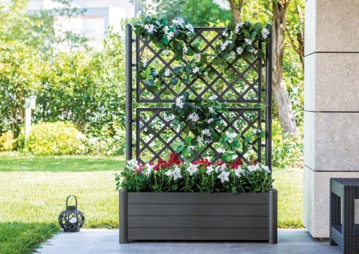 Een tuin in potten op uw terras croix chatelain